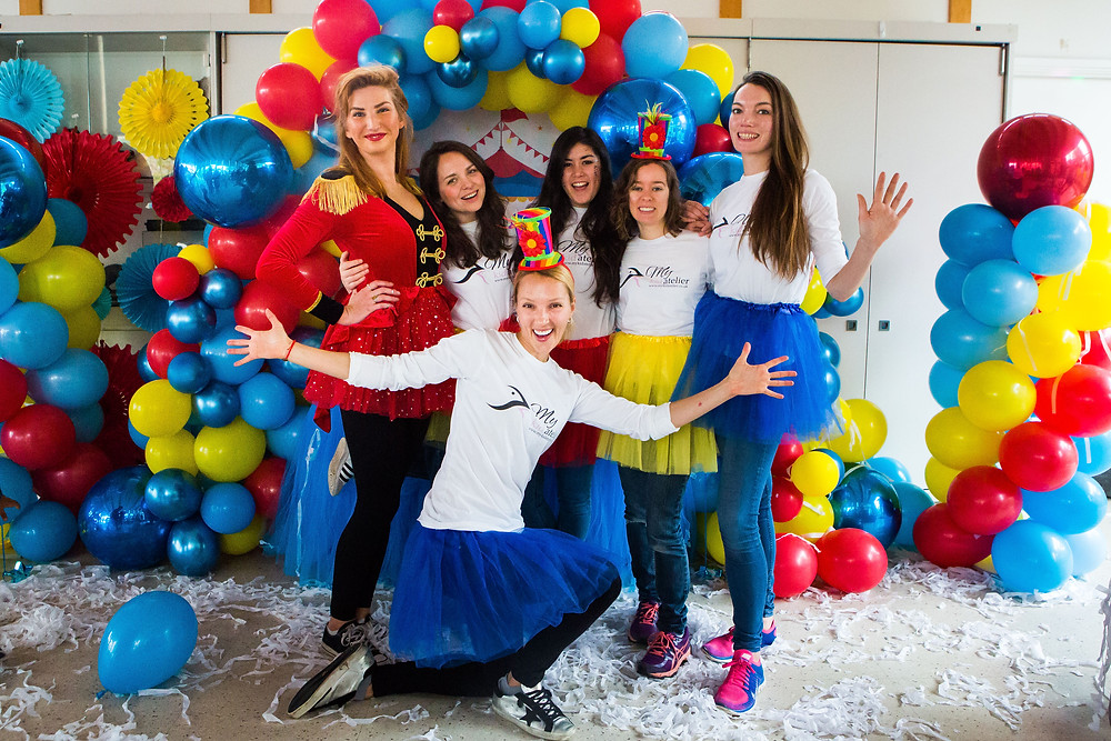 luxury children's party planners