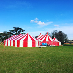 big top hire for schools in south east