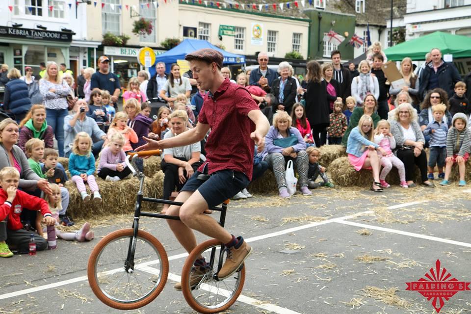 village fete entertainment ideas