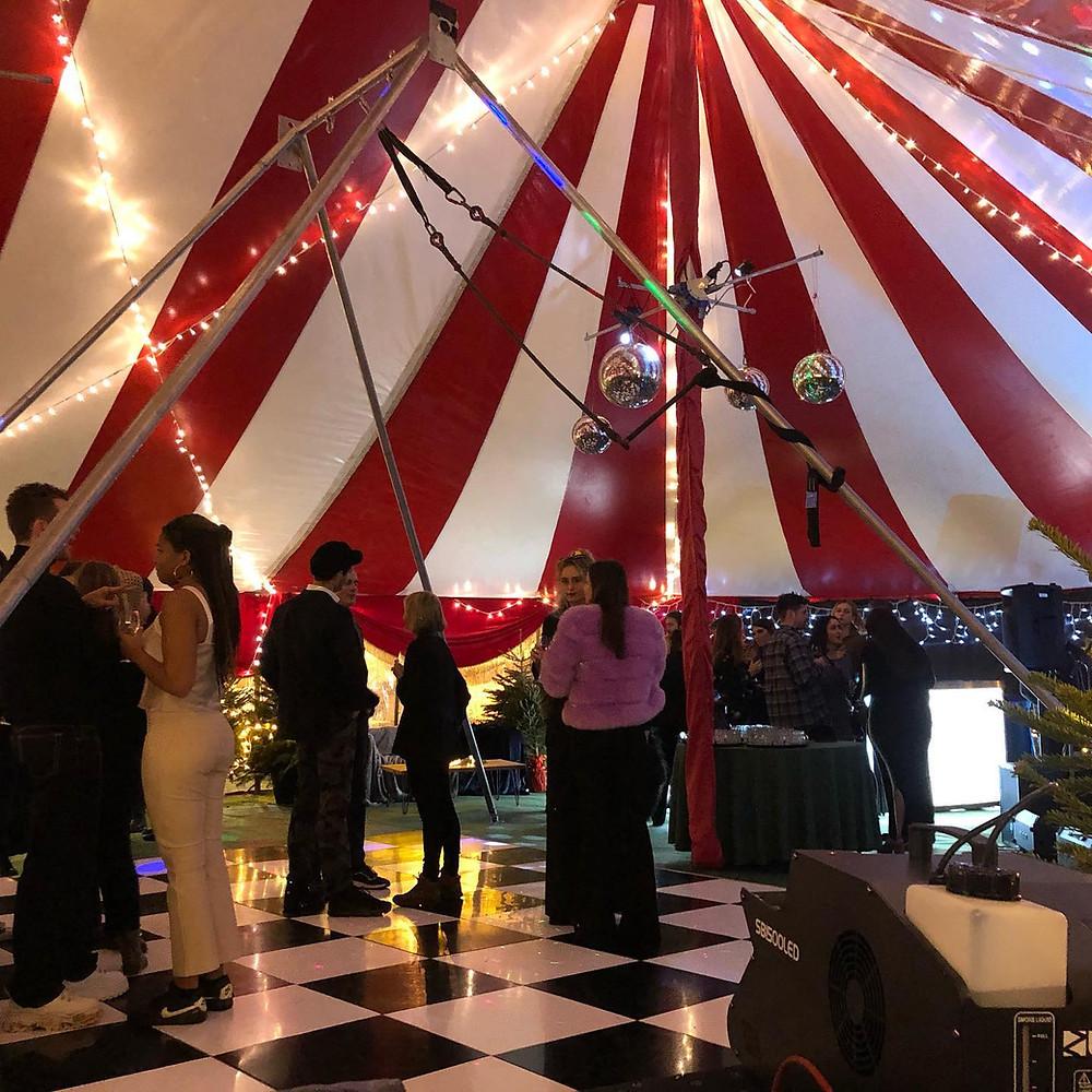 21st Birthday Circus Theme