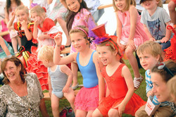 children's party entertainers