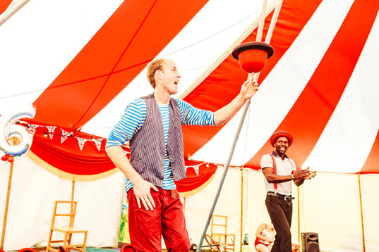 Lucas Jet children's entertainer in Bristol