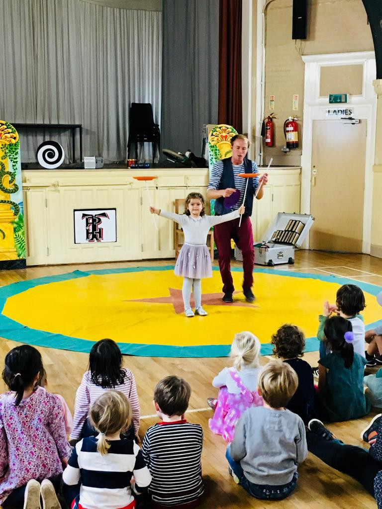Winchester Birthday Parties | Children's Entertainer | Circus Theme Party
