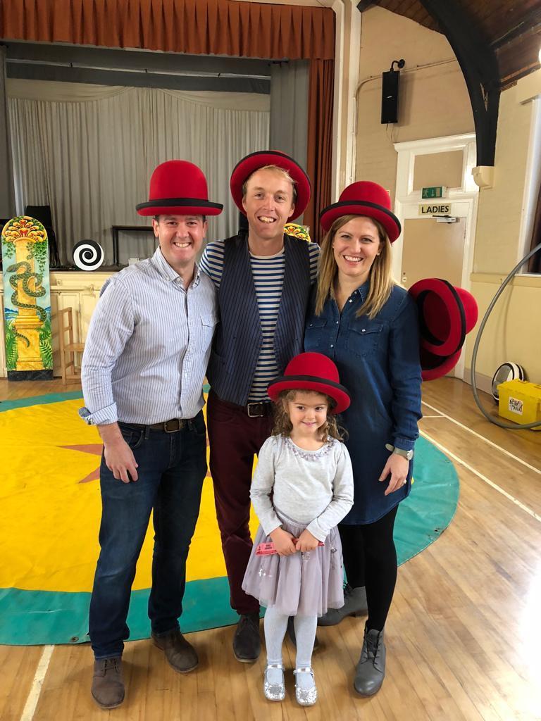 children's entertainer for birthday party
