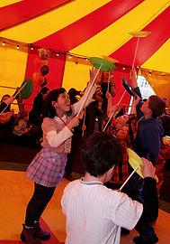 hire a circus workshop