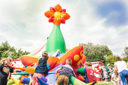 Garden Party Entertainment Crazy Inflatable