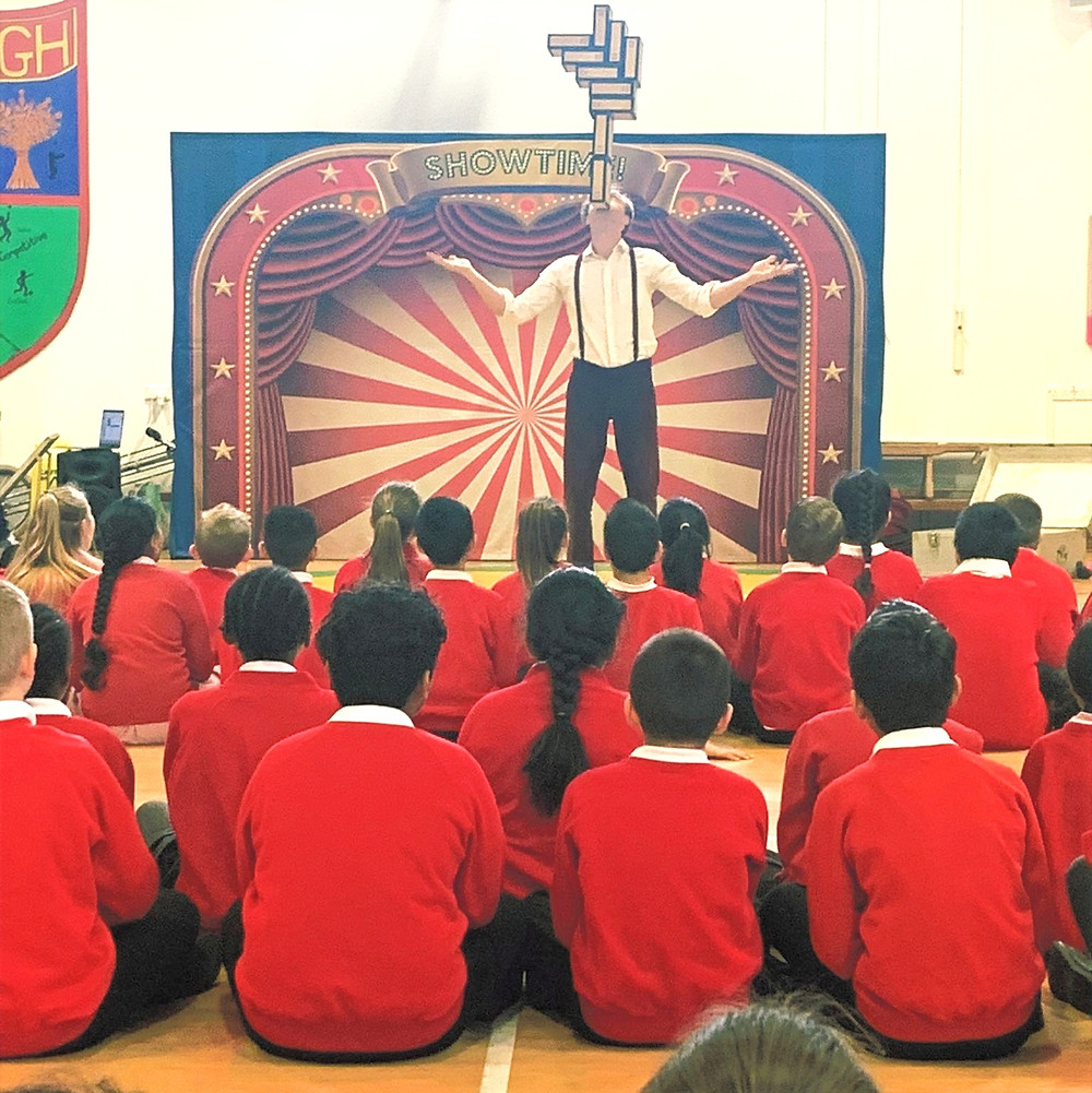 Circus Show for Primary Schools in Luton