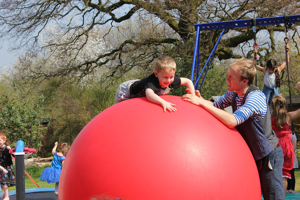 Children's Parties | Circus Themed Parties | Childrens Entertainer | United Kingdom