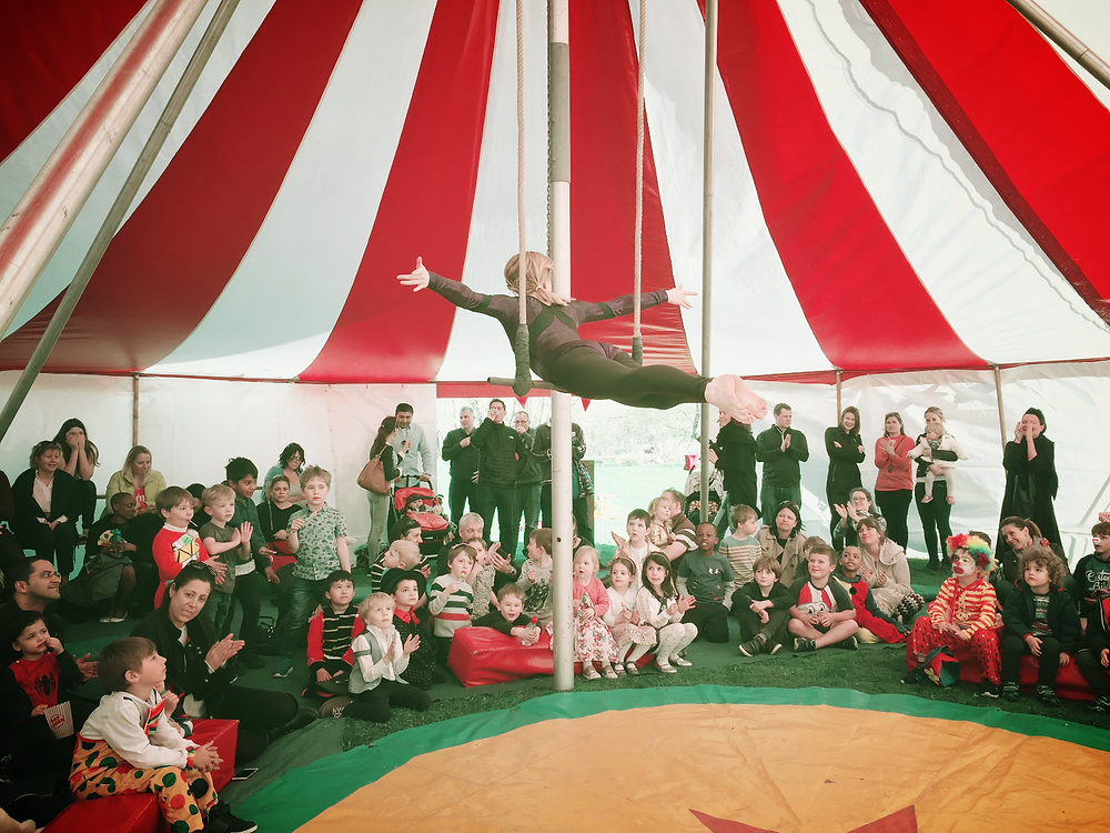 Children's Circus Entertainer | Party Entertainer | Bristol