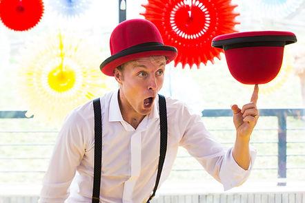Lucas Jet Kids Party Entertainer