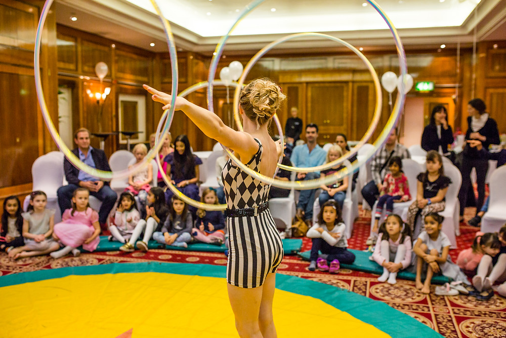 Children's Party Entertainer   Circus Theme Party   Kids Party Entertainer