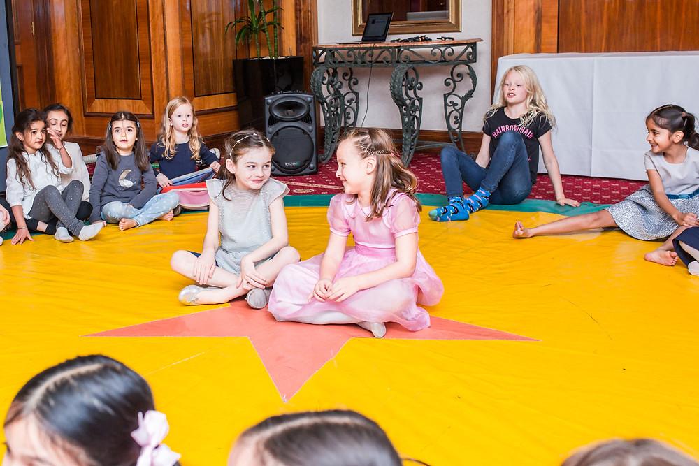birthday party ideas for girls kensington