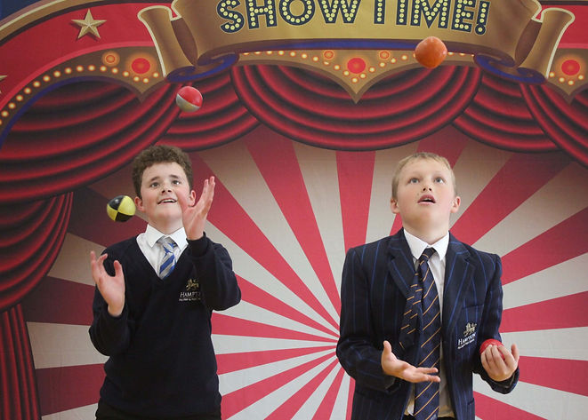 primary schools circus skills workshop provider