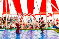 kids entertainers for circus party
