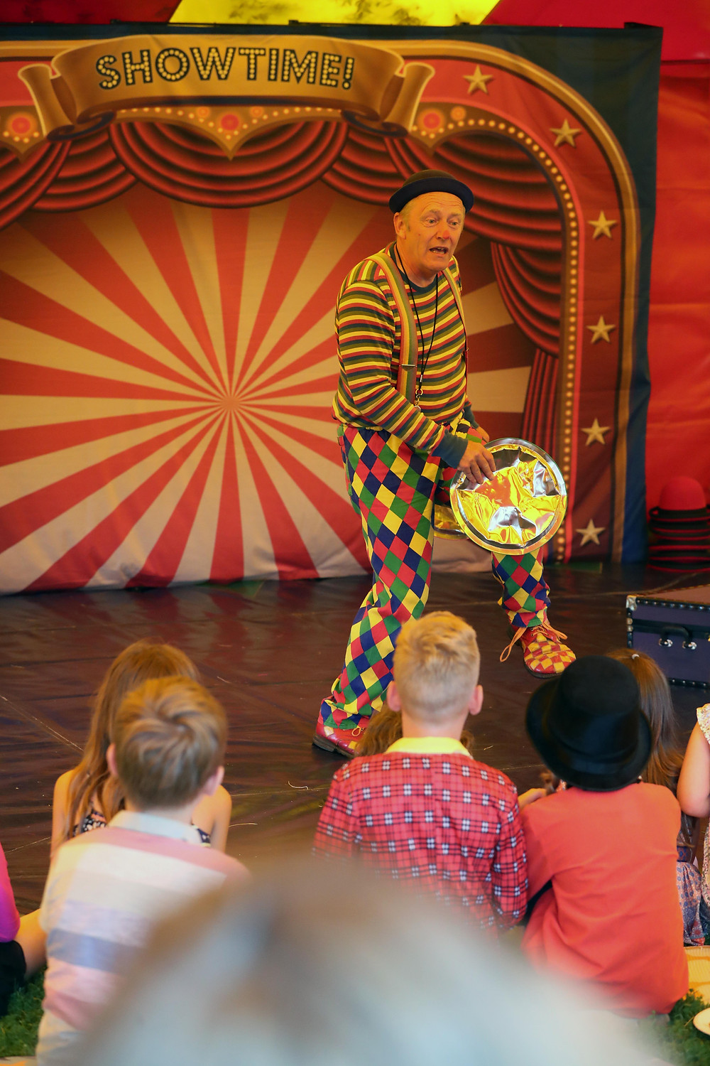 amazing children's entertainer