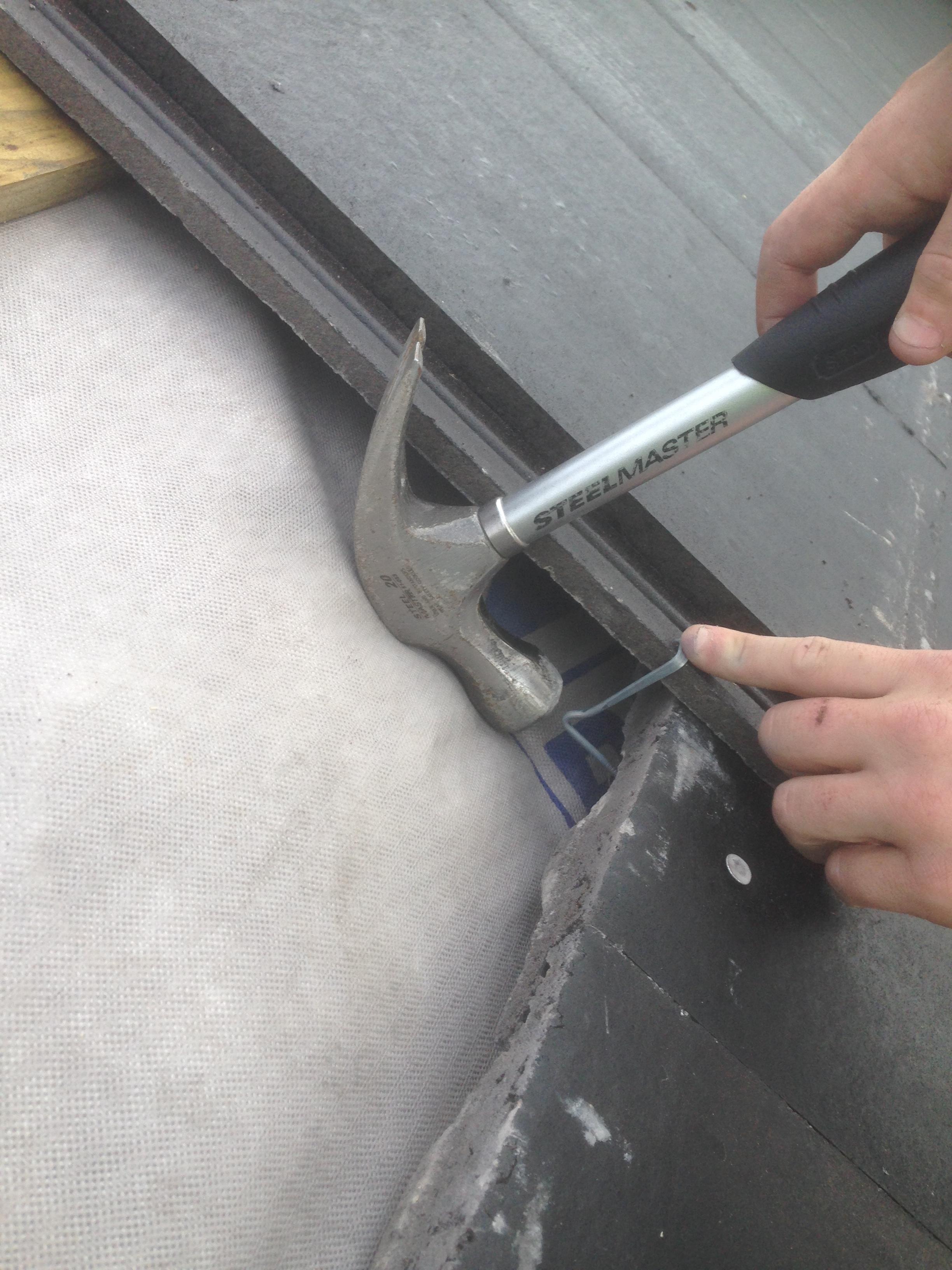 clip fixing