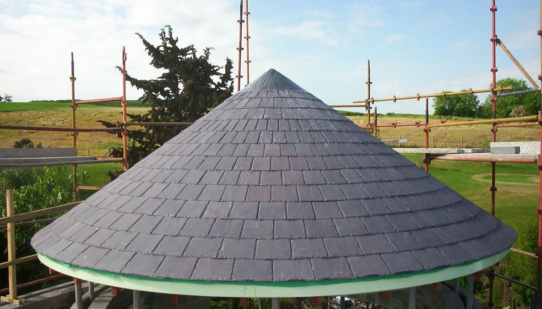 roof turret