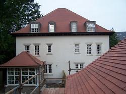 Rosemary tiled roof