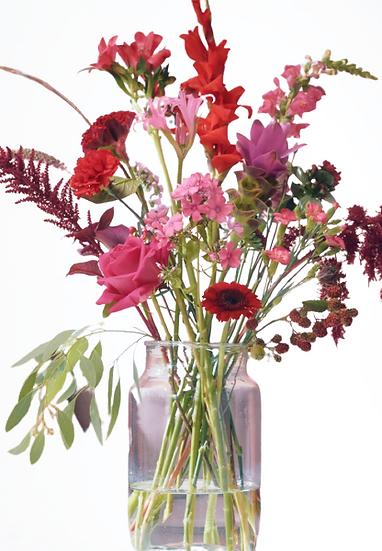Bouquet of the week - Fall(en) in love