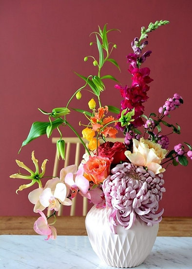 Bouquet of the week - Thanks for giving me flowers