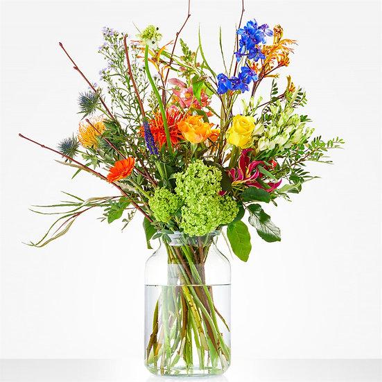 Bouquet of April 1 - Easter Colour Feast