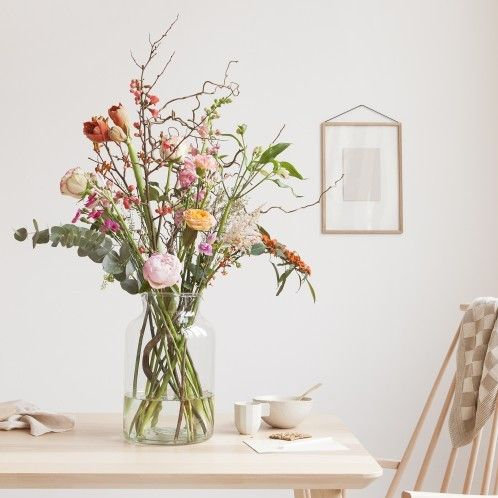 Bouquet of the week -Blossoms and blooms