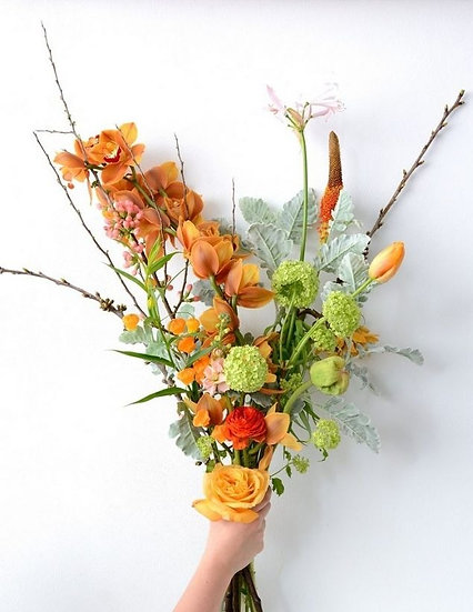 Bouquet of the week - Down to earth