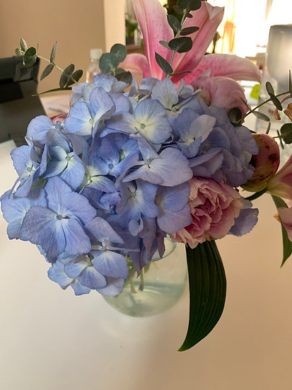 Bouquet of the week - tiny treasures