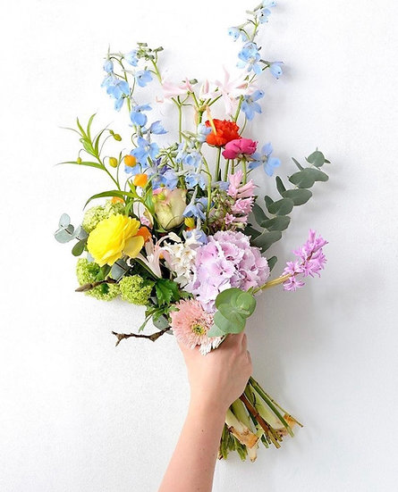 Bouquet of May 13 - Flower power