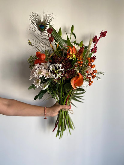 Bouquet of the week - Fall is in the air