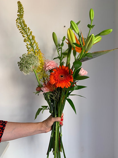 Bouquet of the week: Summer sparkles