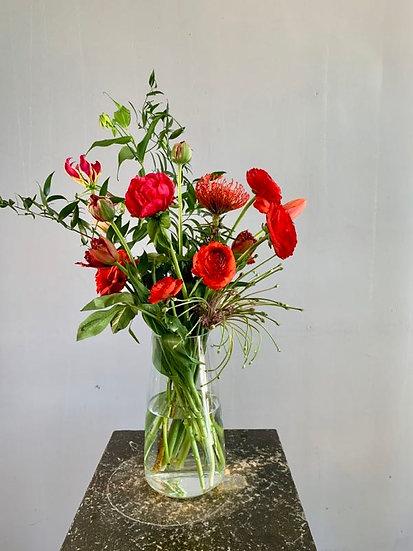 Valentine's day - Red Romance