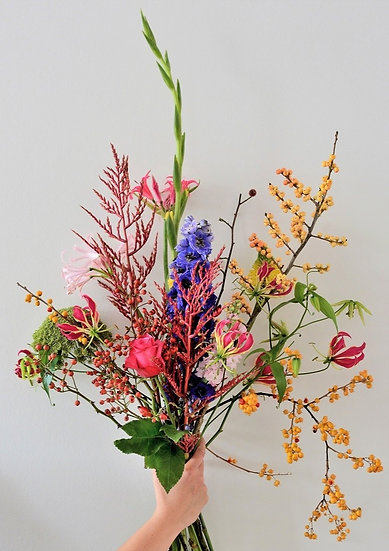 Bouquet of the week - Energizer