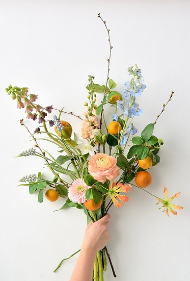Bouquet of the week - Lovely Lunar