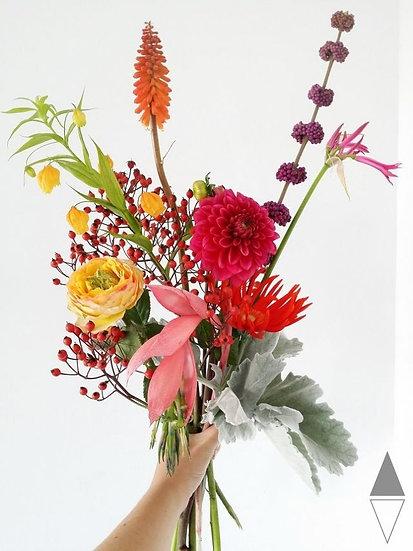 Bouquet of the week - Festive flowers