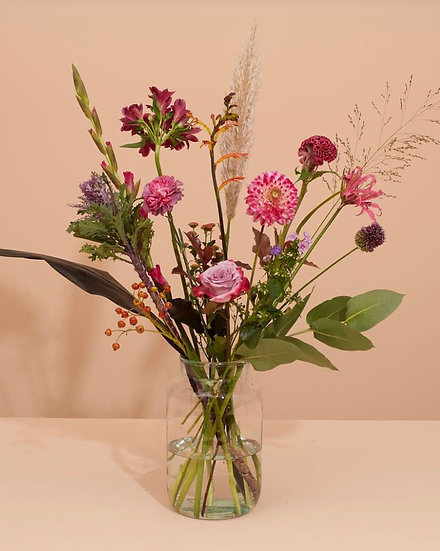 Bouquet of the week - Fall in the forest