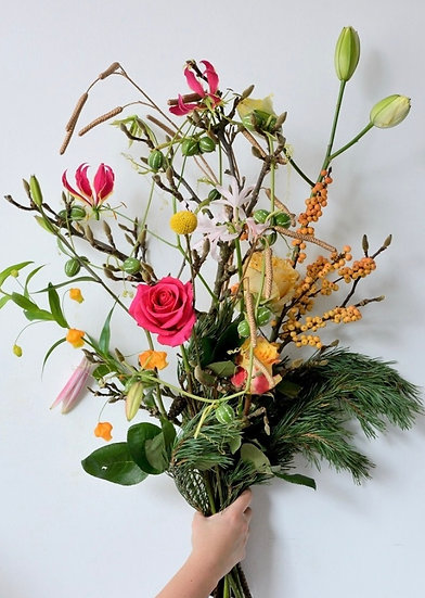 Bouquet of the week - All I want for Christmas
