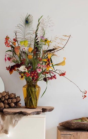 Bouquet of the week - November's nicest