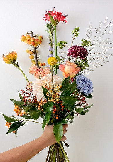 Bouquet of the week - Awesome Autumn