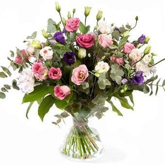 Flower of the month - Lisianthus