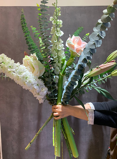 Bouquet of the week - Winter Wonder Land