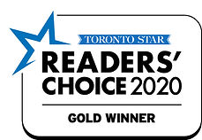 2020 Readers Choice Gold Winner - Real E