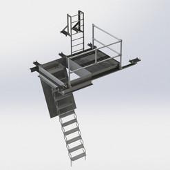 Control Tower Gantry