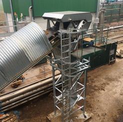 Hedgehog Unit - Biogas plant