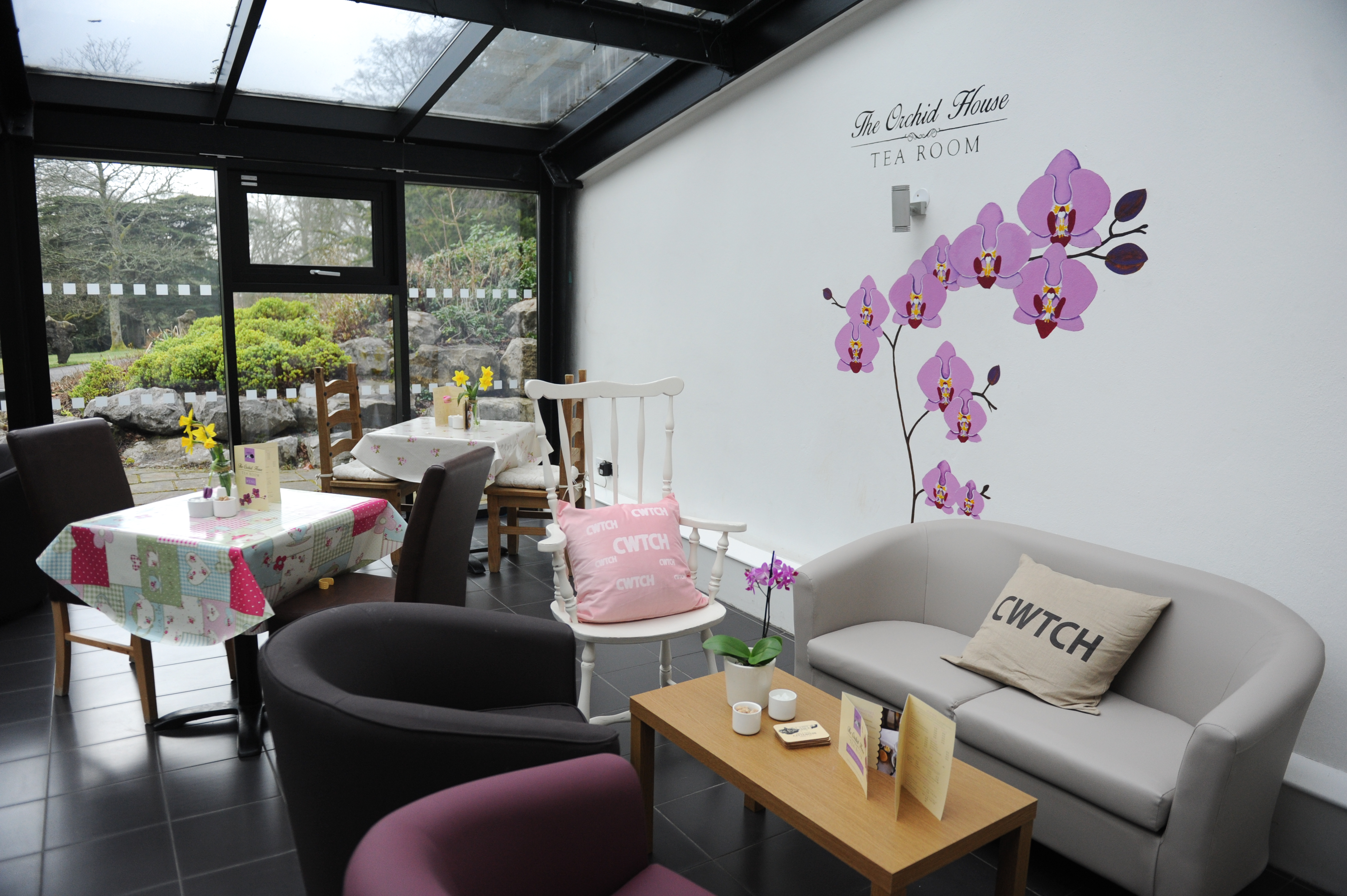 Orchid House Tea Room