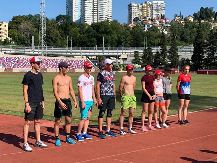 В Сочи завершился сбор у молодежной команды по параллельным дисциплинам