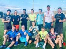 Молодежный состав сборной по параллельным дисциплинам завершил тренировки в Кисловодске