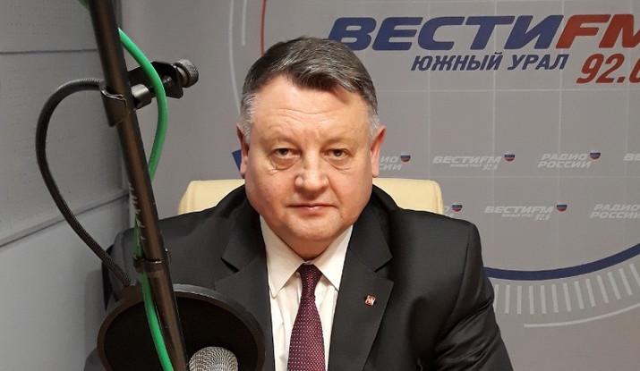 Интервью председателя Регионального отделения ФСР в Челябинской области