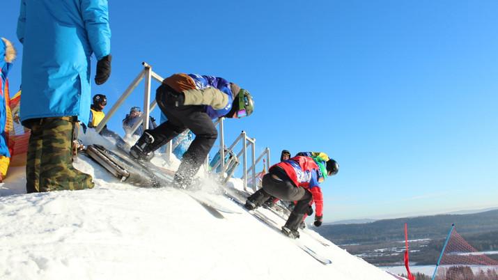 Финальный этап Кубка России по сноуборд-кроссу пройдет в Миассе с 9 по 12 марта