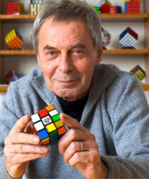 ארנו רוביק, ממציא הקוביה ההונגרית